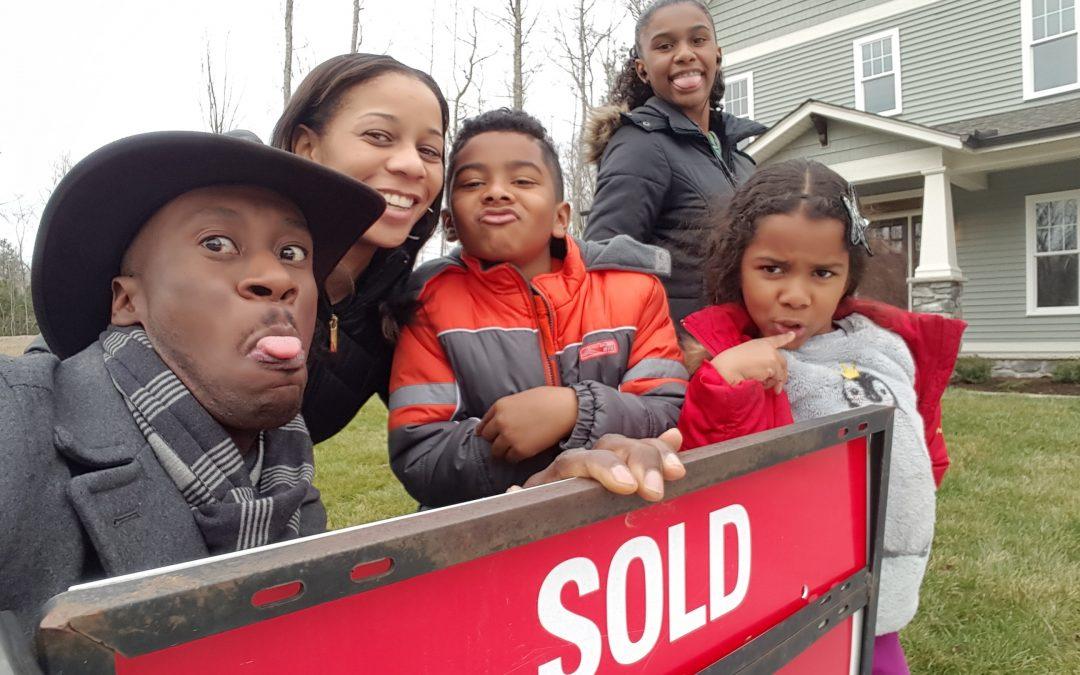Residents of RounTrey: Spotlight on the Morris Family